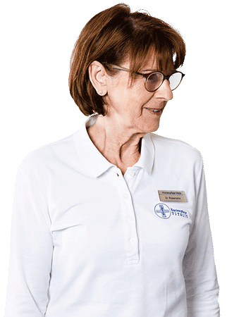 Besprechung Krankenpflege Vitalis