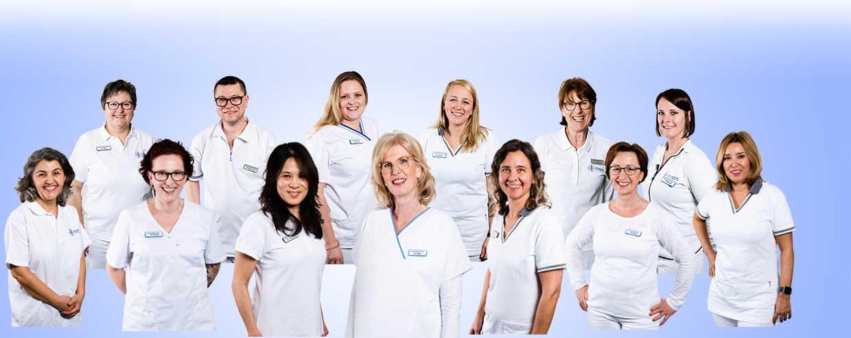 Mitarbeiter Krankenpflege Vitalis